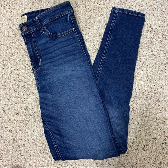Hollister Women's High Rise Skinny Jeans
